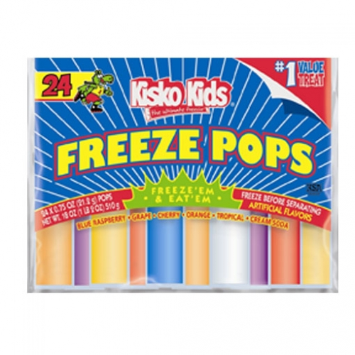 Kisko Freeze Pops